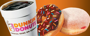 dunkin about